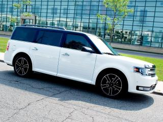 Used 2014 Ford Flex LTD|ECOBOOST|NAVI|REARCAM|DUAL DVD|PANOROOF for sale in Scarborough, ON