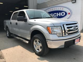 Used 2011 Ford F-150 XLT|CREW CAB|4x4|TOW PKG for sale in Kitchener, ON