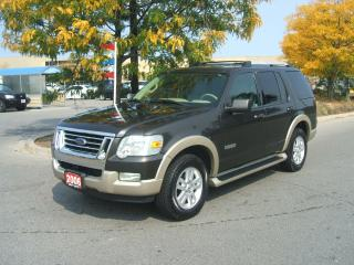 Used 2006 Ford Explorer Eddie Bauer for sale in York, ON