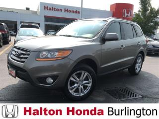Used 2011 Hyundai Santa Fe LIMITED for sale in Burlington, ON