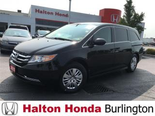 Used 2015 Honda Odyssey LX | BLUETOOTH| REARVIEW CAMERA for sale in Burlington, ON