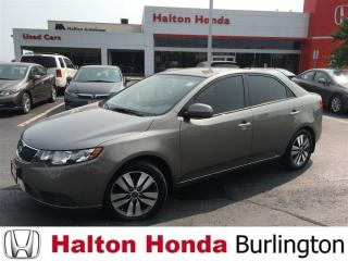 Used 2013 Kia Forte EX|HEATED SEATS|BLUETOOTH for sale in Burlington, ON