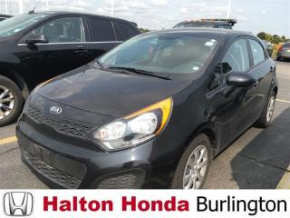 Used 2015 Kia Rio EX for sale in Burlington, ON