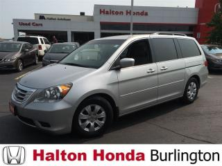 Used 2010 Honda Odyssey SE|8 PASSENGER|ALLOY WHEELS for sale in Burlington, ON
