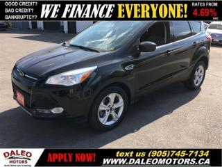 Used 2014 Ford Escape SE | BACK-UP CAM | HEATED SEATS for sale in Hamilton, ON