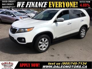 Used 2012 Kia Sorento LX V6 (A6) | AWD | HEATED SEATS for sale in Hamilton, ON