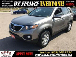 Used 2011 Kia Sorento LX V6 | HEATED SEATS for sale in Hamilton, ON