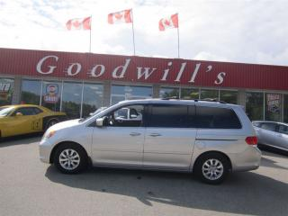 Used 2008 Honda Odyssey EX-L! SUNROOF! LEATHER SEATS! for sale in Aylmer, ON