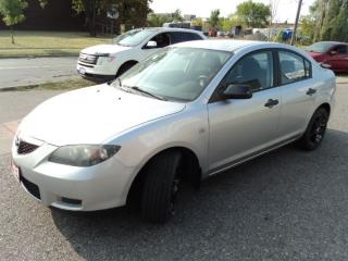 Used 2007 Mazda MAZDA3 CERTIFIED for sale in North York, ON