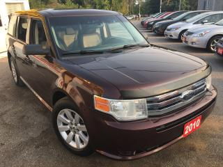 Used 2010 Ford Flex SE/AUTO/ALLOYS/DVD/7PASSENGER for sale in Scarborough, ON
