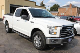 Used 2016 Ford F-150 XTR 4WD Navi SuperCab for sale in Brampton, ON