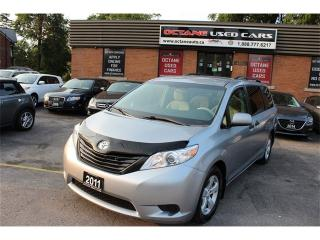 Used 2011 Toyota Sienna Base 7-Passenger for sale in Scarborough, ON