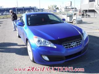 Used 2011 Hyundai GENESIS 2.0T 2D COUPE 6SP for sale in Calgary, AB