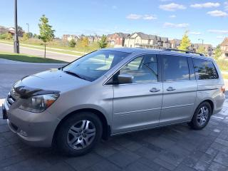 Used 2006 Honda Odyssey Touring for sale in Woodbridge, ON