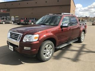 Used 2009 Ford Explorer Sport Trac Limited 4.6L 4WD for sale in Stettler, AB