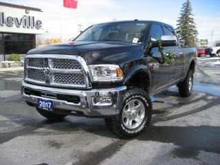 Used 2017 Dodge Ram 2500 Power Wagon-Sunroof-Remote Start for sale in Belleville, ON