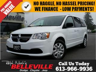Used 2017 Dodge Grand Caravan SXT-ABS Brakes AND Traction Control for sale in Belleville, ON