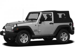Used 2012 Jeep Wrangler SPORT for sale in Surrey, BC