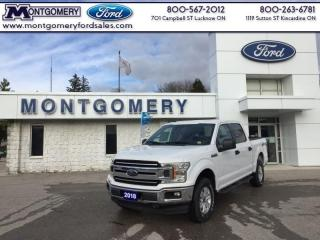 New 2018 Ford F-150 4X4 SUPER CREW-145 for sale in Kincardine, ON