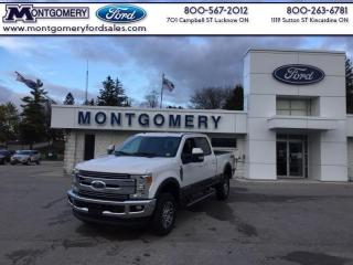 New 2017 Ford F-250 Super Duty F250 CREW CAB 4X4 for sale in Kincardine, ON