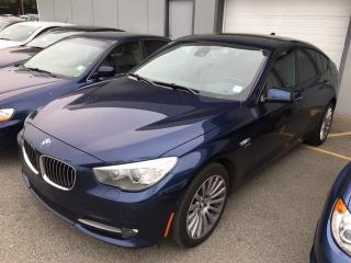 Used 2011 BMW 535 Gran Turismo 535i xDrive for sale in Burnaby, BC