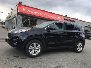 Used 2017 Kia Sportage On the spot Approval! for sale in Surrey, BC
