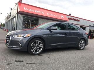 Used 2017 Hyundai Elantra GLS, Sunroof, Heated Seats/Wheel, BSM!! for sale in Surrey, BC