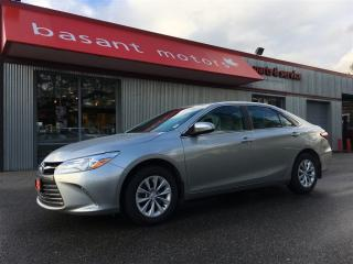Used 2016 Toyota Camry Lowest Interest Rate on a car YOU want, O.A.C. for sale in Surrey, BC