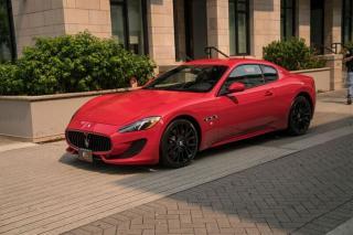 Used 2013 Maserati GranTurismo S for sale in Vancouver, BC