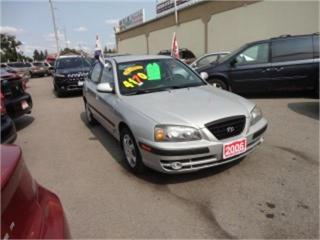 Used 2006 Hyundai Elantra GL w/A/C for sale in Breslau, ON