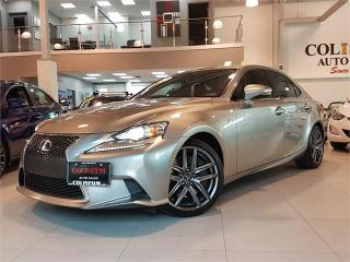 Used 2014 Lexus IS 350 F SPORT-RED LEATHER-LOADED for sale in York, ON