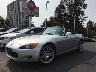 Used 2003 Honda S2000 for sale in Cambridge, ON