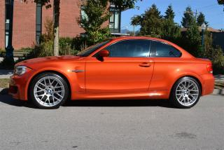 Used 2011 BMW 1 Series M Coupe Coupe for sale in Vancouver, BC
