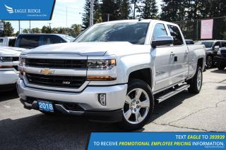 New 2018 Chevrolet Silverado 1500 2LT Satellite Radio and Backup Camera for sale in Port Coquitlam, BC