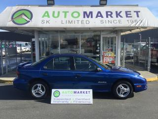 Used 2005 Pontiac Sunfire Auto 4Dr A/C FINANCE ALL CREDIT for sale in Langley, BC