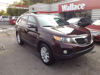 Used 2011 Kia Sorento EX AWD Leather for sale in Ottawa, ON
