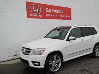 Used 2012 Mercedes-Benz GLK-Class Base for sale in Edmonton, AB