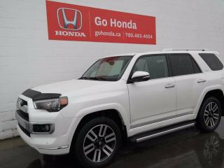 Used 2015 Toyota 4Runner LIMITED 7 PASS for sale in Edmonton, AB