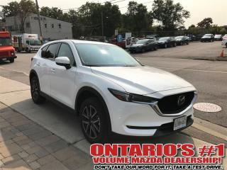 Used 2017 Mazda CX-5 GT/TECH PKG for sale in North York, ON