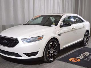 Used 2013 Ford Taurus SHO for sale in Red Deer, AB