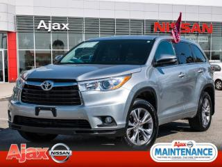 Used 2015 Toyota Highlander LE*AWD*Alloys*Sunroof for sale in Ajax, ON