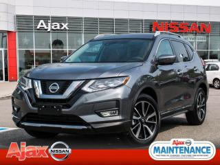 Used 2017 Nissan Rogue SL Platinum*Reserve*Navigation for sale in Ajax, ON