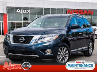 Used 2014 Nissan Pathfinder SL*Ajax Nissan Original*Leather*Sunroof for sale in Ajax, ON