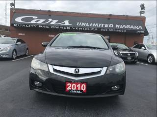 Used 2010 Acura CSX Type S for sale in St Catharines, ON