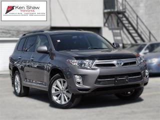 Used 2013 Toyota Highlander HYBRID Base (CVT) for sale in Toronto, ON