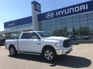 Used 2013 Dodge Ram 1500 SLT - SiriusXM for sale in Brantford, ON