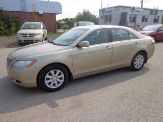 Used 2008 Toyota Camry Hybrid CERTIFIED for sale in Kitchener, ON