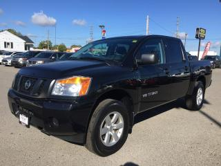 Used 2015 Nissan TITAN SL * 4WD * POWER GROUP * LOW KM for sale in London, ON