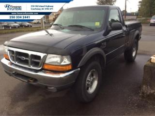 Used 1999 Ford Ranger 4X4  4X4 One owner for sale in Courtenay, BC