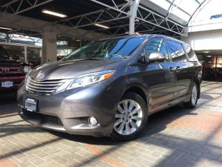 Used 2015 Toyota Sienna XLE LIMITED AWD for sale in Vancouver, BC